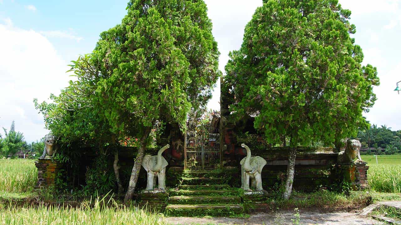 Temples In Bali Basic Facts