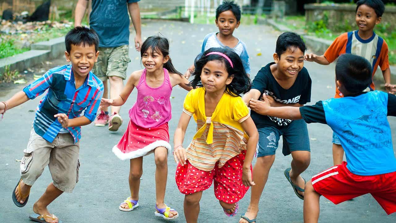 National Children's Day - Volunteer Programs Bali