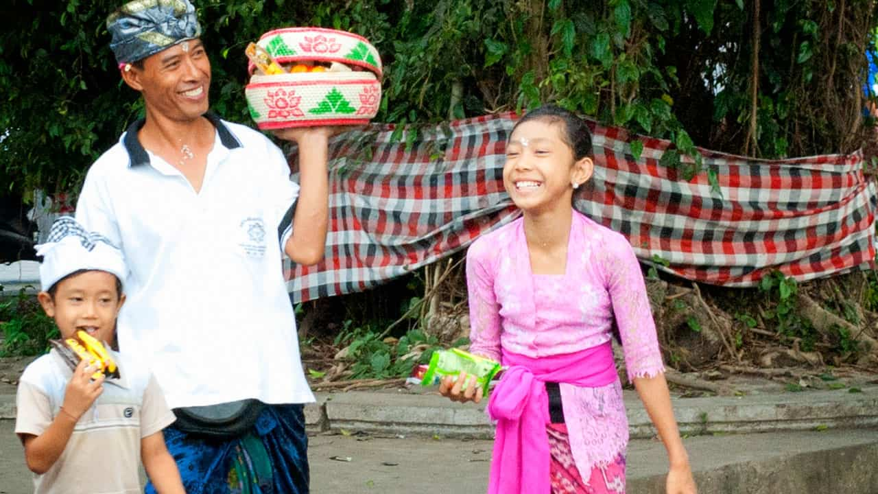 Be Part Of The Balinese Culture As A Volunteer At Volunteer