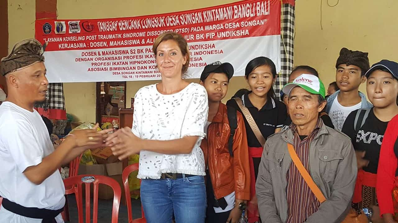 Kintamani Landslide Disaster Relief Donation