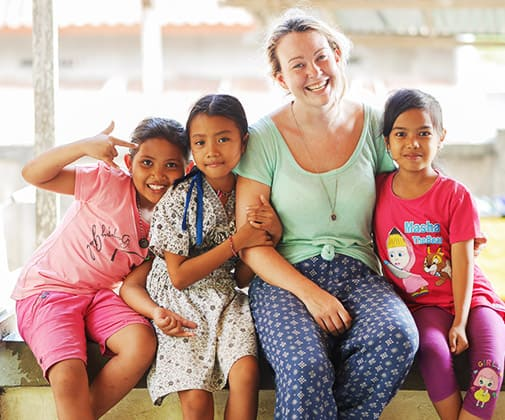 Volunteer Programs Bali