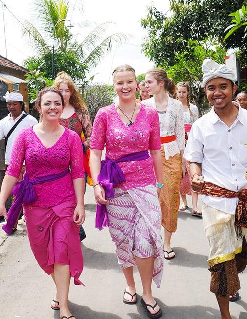 Volunteer in Bali at Volunteer Programs Bali