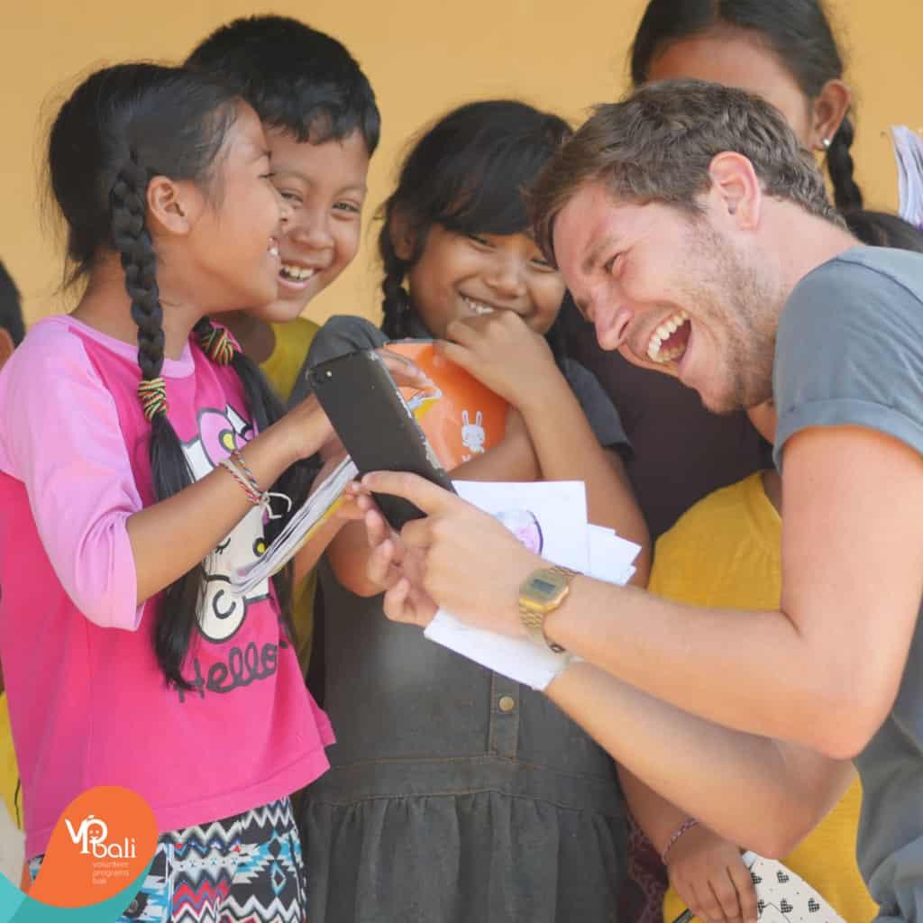 volunteer programs Bali is a local organisation in Bali, Indonesia founded by Kimberley Vanderheyden.
