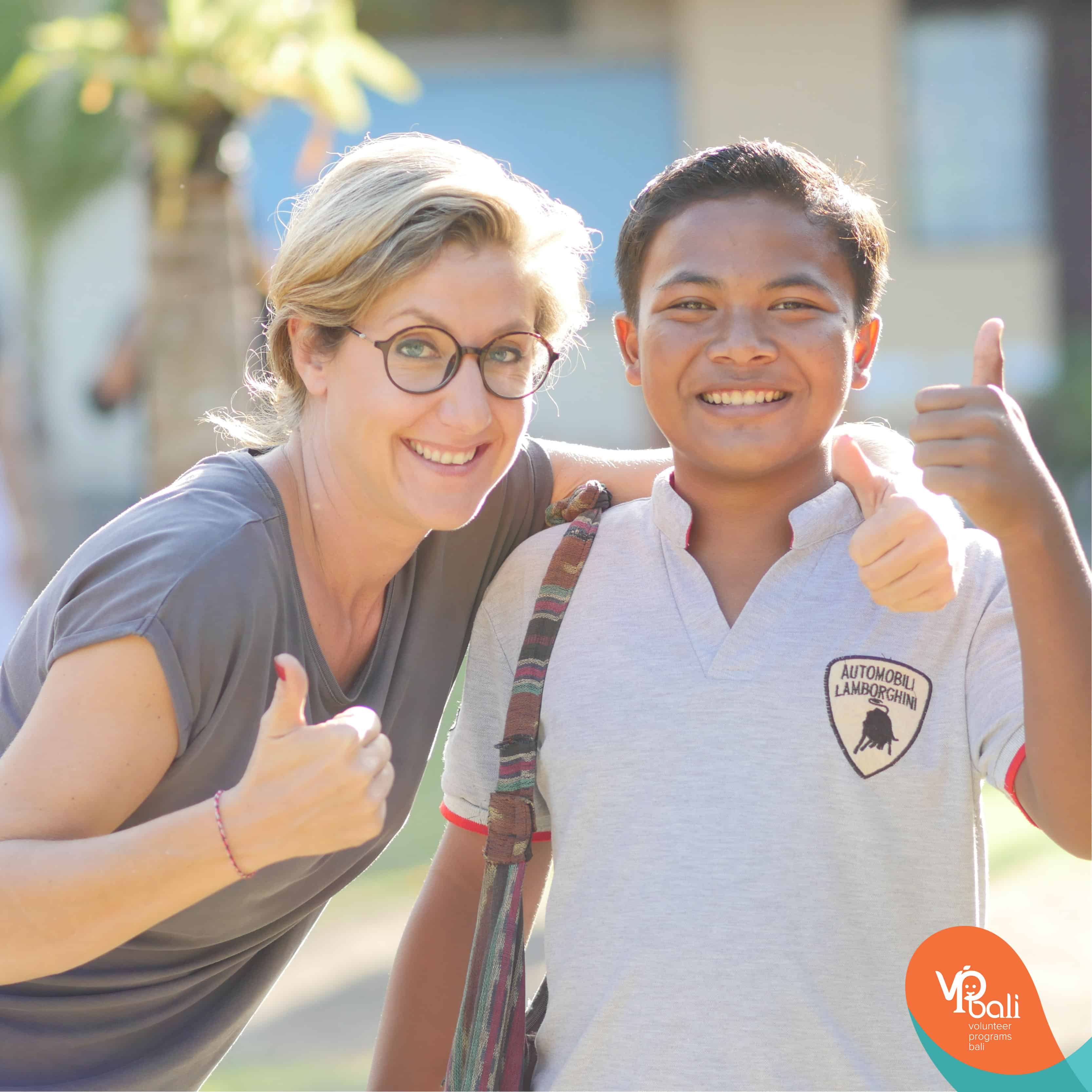 We aim to support our dedicated students with the option to continue their higher education, in the hope that they will one day take this knowledge and feed it back into the lives of Balinese children and the greater community.