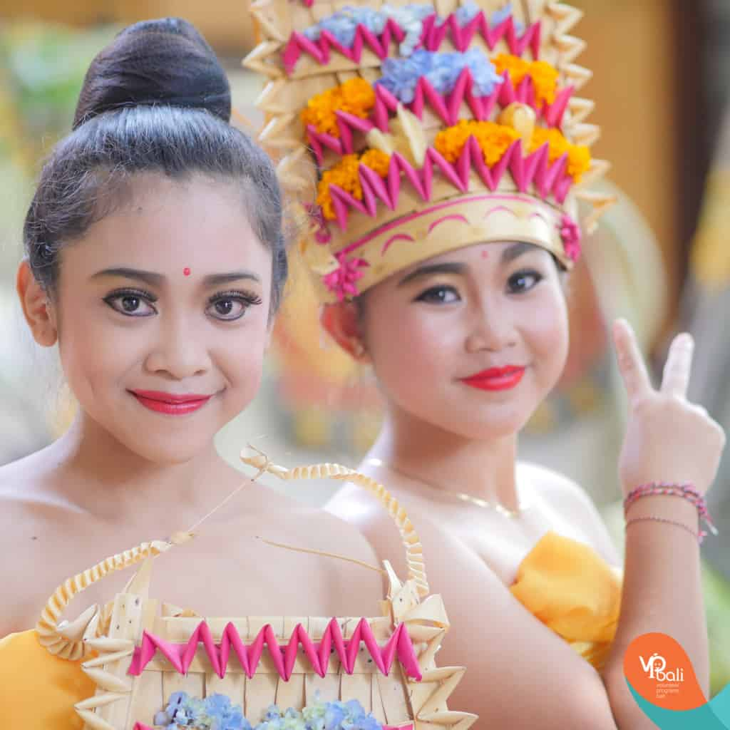 """Bali's culture is based on a form of Hinduism called """"Hindu Darma"""", which plays an important role in the family customs and community lifestyle"""