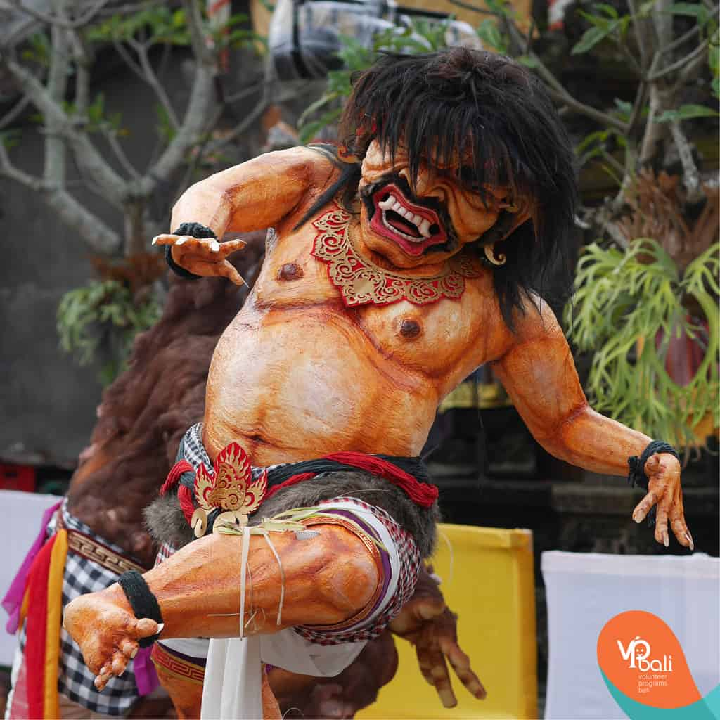 The night before Nyepi, Balinese New Year, is one of the most special nights in Bali.