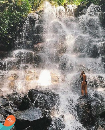 Travel and volunteer in Bali with Volunteer Programs Bali and visit some of those amazing waterfalls.