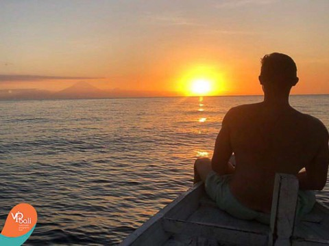The best sunsets in Bali