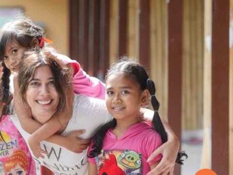 Testimonial of volunteer Maria from Greece.
